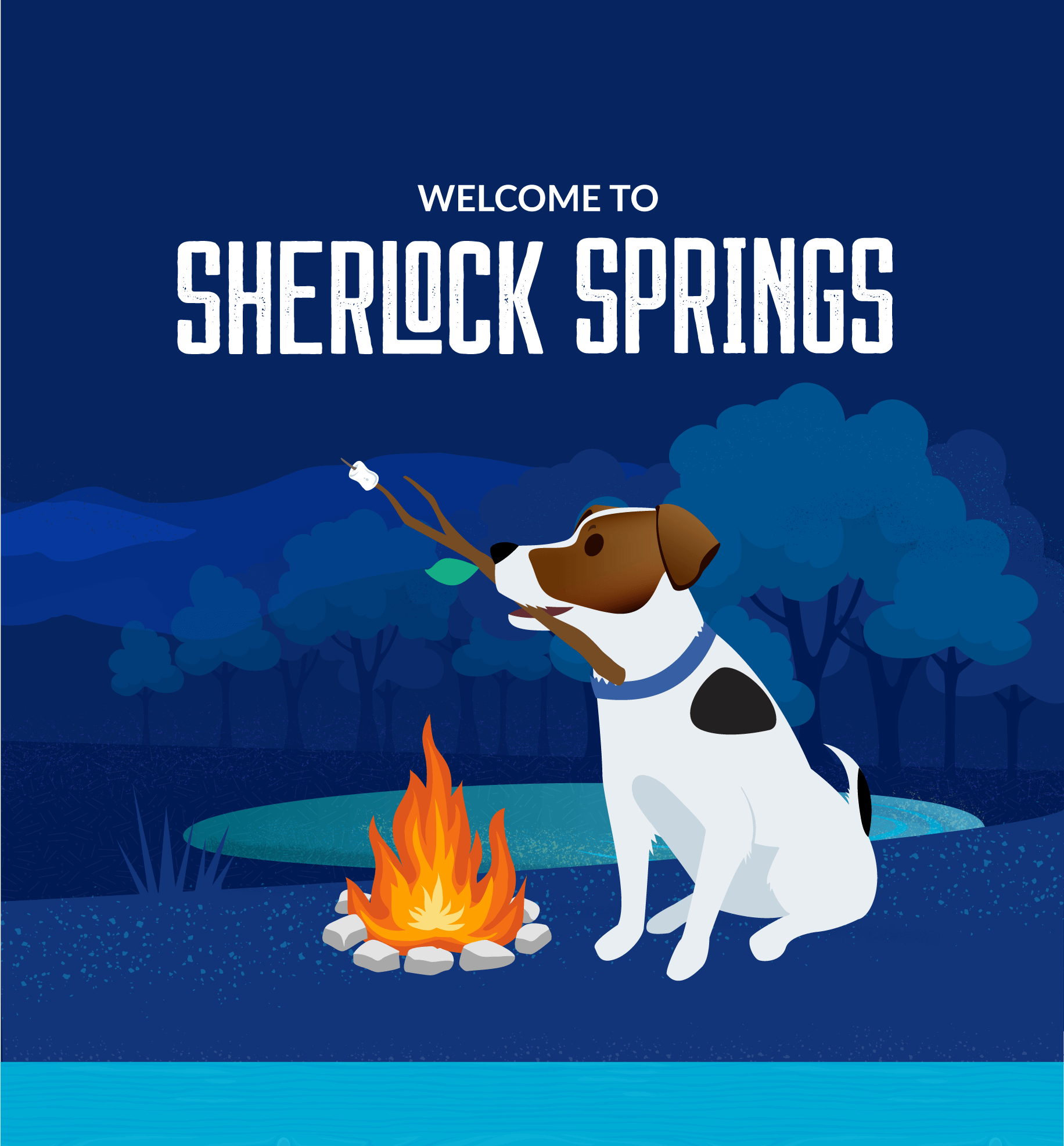 Sherlock Springs Home Page Header Image for Mobile